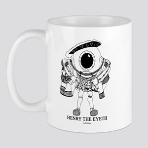 Henry the Eyeth Mug