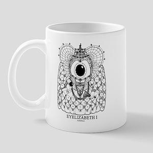 Eyelizabeth I Mug