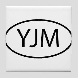 YJM Tile Coaster