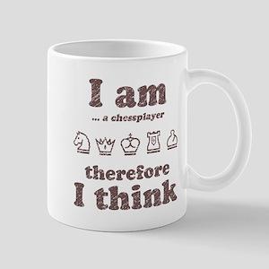 I AM Therefore I Think Mug