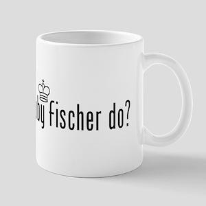 What Would Fischer Do Mug