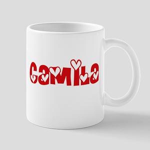 Camila Love Design Mugs