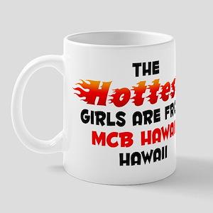 Hot Girls: MCB Hawaii, HI Mug