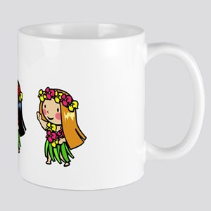 Hula Babes Mug