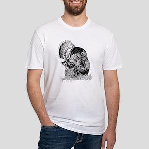 Wild Turkey Fitted T-Shirt