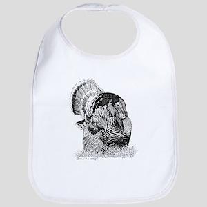 Wild Turkey Bib