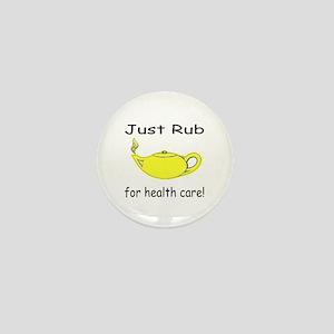 Rub Health Mini Button