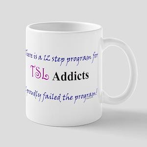 12 Step TSL Program 11 oz Ceramic Mug