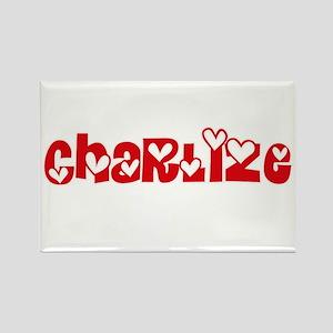 Charlize Love Design Magnets