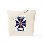 British Steel Maltese Cross Tote Bag