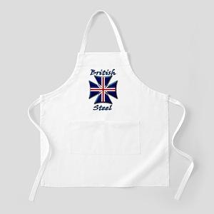 British Steel Maltese Cross BBQ Apron
