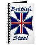 British Steel Maltese Cross Journal
