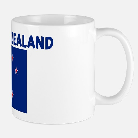PRAY FOR NEW ZEALAND Mug