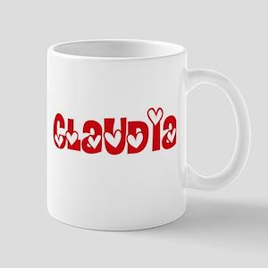 Claudia Love Design Mugs