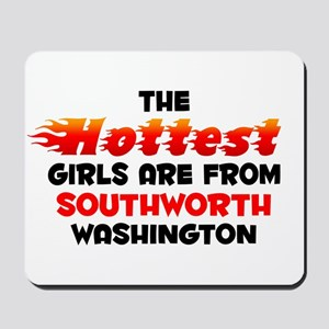 Hot Girls: Southworth, WA Mousepad