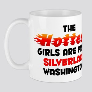 Hot Girls: Silverlake, WA Mug