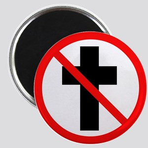 No Christianity Magnet