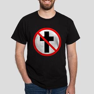 No Christianity Dark T-Shirt