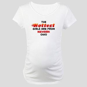 Hot Girls: Newark, OH Maternity T-Shirt