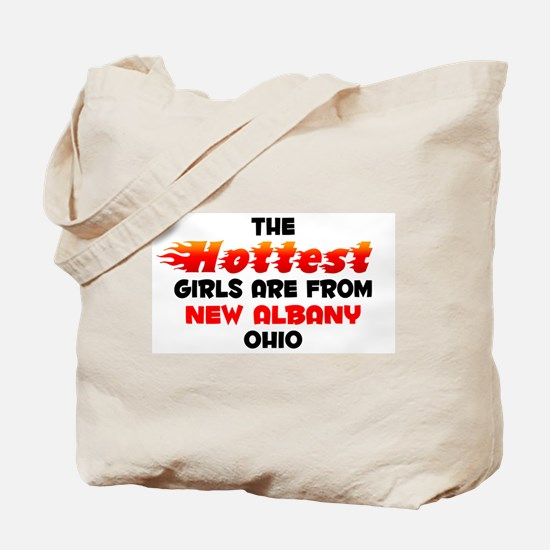 Hot Girls: New Albany, OH Tote Bag