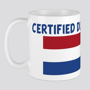 CERTIFIED DUTCH Mug