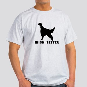 Irish Setter Dog Designs Light T-Shirt