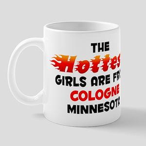 Hot Girls: Cologne, MN Mug