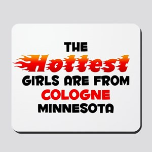 Hot Girls: Cologne, MN Mousepad
