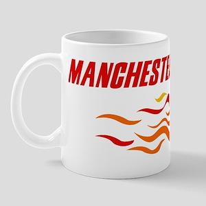 Manchester Terrier (fire dog) Mug