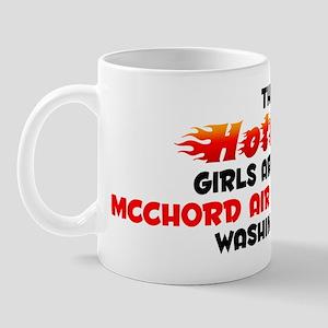 Hot Girls: McChord Air , WA Mug