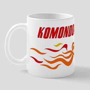 Komondor (fire dog) Mug