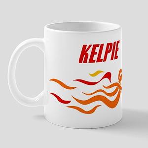 Kelpie (fire dog) Mug