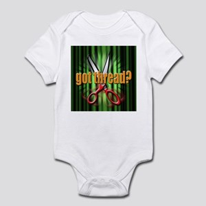 got thread Infant Bodysuit