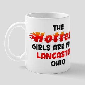 Hot Girls: Lancaster, OH Mug