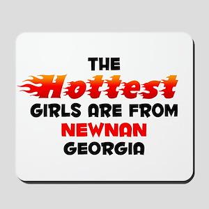 Hot Girls: Newnan, GA Mousepad