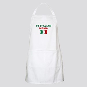 #1 Italian Mama BBQ Apron