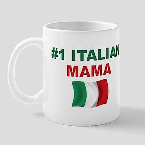 #1 Italian Mama Mug