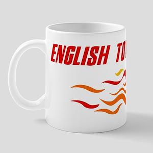 English Toy Spaniel (fire dog Mug