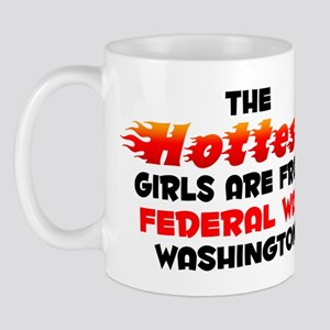 Hot Girls: Federal Way, WA Mug