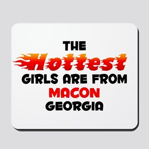 Hot Girls: Macon, GA Mousepad