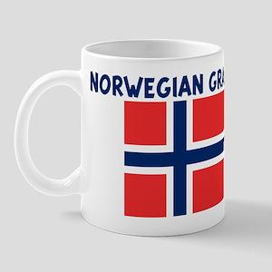 NORWEGIAN GRANDMA Mug