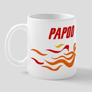 Papoo (fire dog) Mug