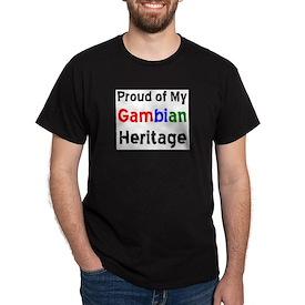 gambian heritage T-Shirt