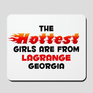 Hot Girls: Lagrange, GA Mousepad