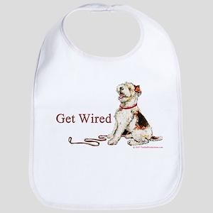 Wire Fox Terrier Dog Walk Bib