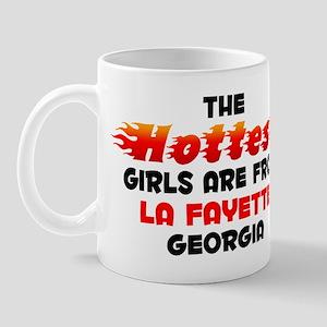 Hot Girls: La Fayette, GA Mug