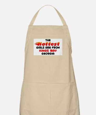 Hot Girls: Kings Bay, GA BBQ Apron