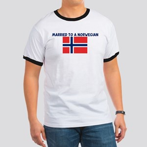 MARRIED TO A NORWEGIAN Ringer T