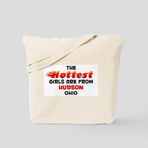 Hot Girls: Hudson, OH Tote Bag