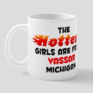 Hot Girls: Vassar, MI Mug